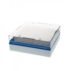 M956-40B - CryoSette™ Frozen Tissue Storage 40 Place Boxes