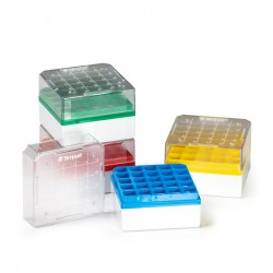 T314-225 - Cryostore™ Storage boxes for 25 cryogenic vials of 1 to 2 ml sizes