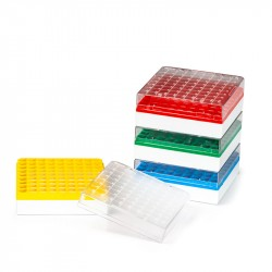 T314-281 - Cryostore™ Storage Boxes for 81 cryogenic vials of 1 to 2 ml sizes