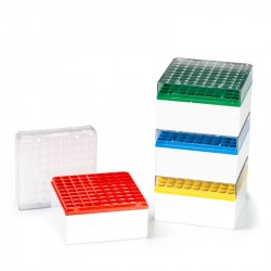 T314-481 - Cryostore™ Storage Boxes for 81 cryogenic vials of 3 to 4 ml sizes