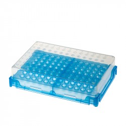 T328-96 - PCRack™ With Clear Lid