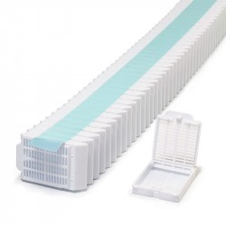 M492T - Histosette® II Tissue cassettes in QUICKLOAD™ Stack (taped)