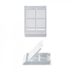 M508 - Micromesh™ Biopsy cassettes with 4 compartments