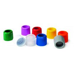 T501 / T502 Bouchon fileté pour tubes d'échantillonnage T501