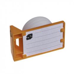 M956COV - CryoSette™ Plastic I.D. Label Cover for M956
